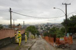 Fotografía de la série 'In situ', de Anna Oswaldo Cruz
