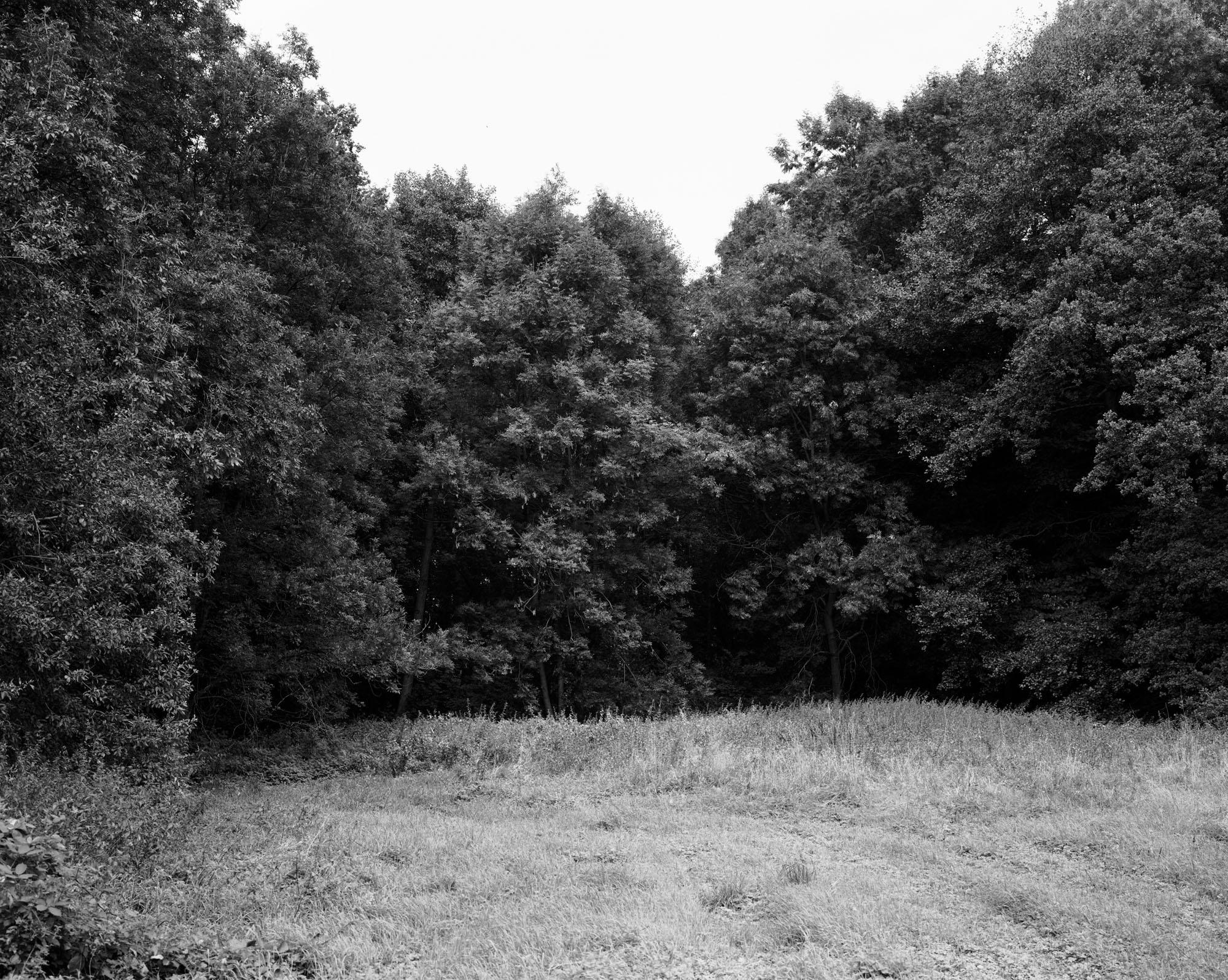 Foto: Groß Grabenstedt I, Landkreis Salzwedel/Sachsen-Anhalt, erstmals urkundlich erwähnt: 1291, gewüstet: 1986 © Anne Heinlein