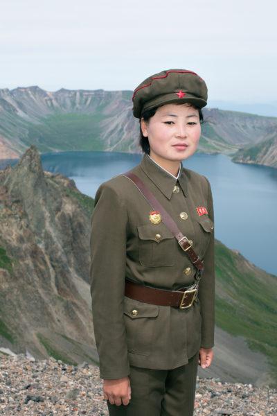 """""""Crossing Frontiers – North Korea's Great Unknown""""    Martin von den Driesch"""