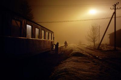 """""""Kosmos Train – Auf den Gleisen Osteuropas"""" von Janine Graubaum"""